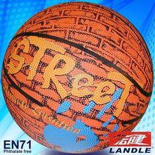 2013 basketball rubber inner exercise school basketball