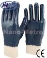 Des gants en nitrile protection nmsafety chine. metal gants de travail