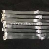 underwear accessory, TPU bra straps for ladies underwear,TPU tape for bra