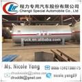 100m3 recipiente de presión de gas natural de los tanques de almacenamiento de llenado de glp
