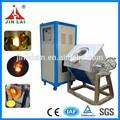 Alta calidad de cobre / bronce / latón Inducción caliente planta de fusión(JLZ-70kw)