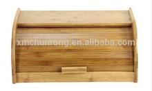 bamboo wood bread box,kitchen bread box, bread box