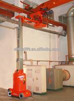 9.20m,200kg capacity /small boom lift/arm lift/vertical lift