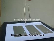 Car mirror gold chrome effect spray paint
