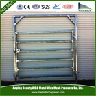 heavy duty hot dipped galvanized corral panels /metal livestock field farm fence gate for cattle sheep goat or horse