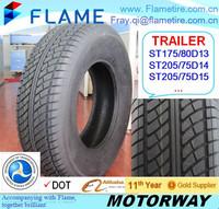 SHOCK PRICE radial trailer tire st 235/80r16 tire radial