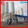 Hzs série sistema automático betoneira usado planta