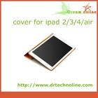 Fashion folding for ipad mini 3 tablet case