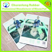 Cheap custom mouse pad, flat rubber mouse, cheap PVC mousepad