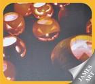 Alibaba express hot product halloween decoration led canvas pumpkin lights
