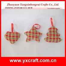 Christmas decoration ZY15Y146-1-2-3 10CM - santa plush toy