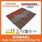 roof tile colorful asphalt shingles