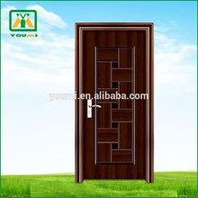 YM-013 Top Level Unique Hot Sale Interior Timber Entry Door