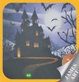 decorazione di halloween prodotto nuovo dono foto su tela led zucca casa spaventoso