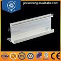 Extrusão de alumínio preço de fábrica, revestimento do pó de alumínio perfis de janela