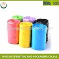Vendita fabbrica!!! Mondo più venduto prodotti sacchetto di immondizia di plastica del rullo