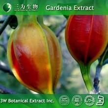 Natural Food Colorant Gardenia Yellow Powder Form