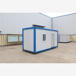 easy assemble hot sales steel prefabricated container house