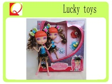 new item fashion candy doll 12 INCH Fashion new design candy doll model toy for girls toys LQ61467