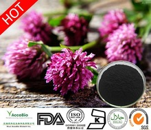 High quality Red Clover extract wholesale, Natural Red Clover Isoflavones 8% 40%
