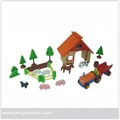 منزل خشبي الجاهزة g-5145 للأطفال