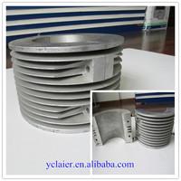 High Temperature Density Electric Cast Aluminum Band Heater for Plastic Processing