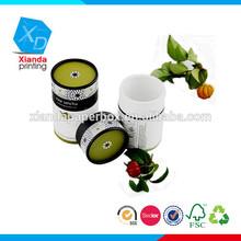 Elegant paper tube 2014 round gift box/tube box
