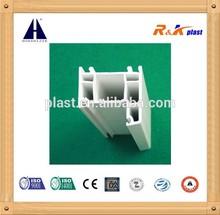Huazhijie pvc profile for 60 casement series