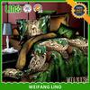 apple bedding set/cheap bedding set 3d/microfiber quilt