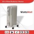Dayanıklı sütun yağlı radyatör/elektrikli ısıtıcı konvektör rohs, cb, ce, emc