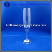 handmade champagne wine crystal glassware