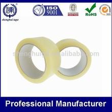No silicone, no toxic material hotmelt adhesive packing tape