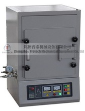 Lab nitrogen heat treatment protective atmosphere furnace