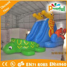 alibaba china supplier inflatable toboggan slide