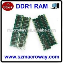 512mb ddr1 ram price ETT original chipsets full compatible intel motherboard ddr1 1gb ram memory ddr1 pc400 ram memory 4gb