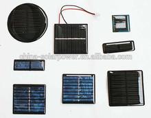 5V/9V/12V/18V mini small epoxy solar panel for LED light,toys and mobile chargers
