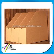 kraft board folding folder for file document