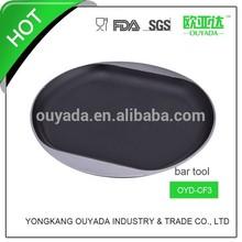 antique metal serving trays OYD-CF3
