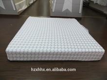 diamond design knit jacquard fabric for mattress border