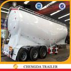36cbm bunker tanker semi traielr brand names for cement tanker in Tanzania tz
