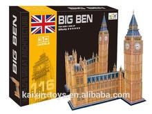 Big Ben 3d puzzle world architecture 10190568