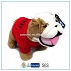 New design CE/ASTM cute stuffed bulldog plush toy