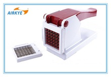Potato Chipper French Fries Slicer Cutter & Veg Chopper With 1 Extra Blade