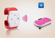 2014 new model MP3 vibration and oscillation plate for commercial and home use