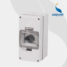 ground loop isolator type of isolator switch vibration isolator HGN4-003GL IP66 2&4 pole ,dc 600V/1000V ,16 A,25 A ,32A