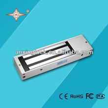 12V or 24V single door 500kg magnetic lock with buzzer