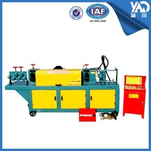 wire cutting and straightening machine best selling model