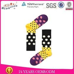 knitting machine for sock OEM manufacturer baby cartoon tube socks