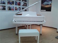 Custom design line engraved 88key digital portable roll up piano