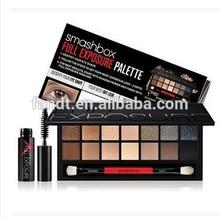 Makeup kit 14 colors smashbox palette eyeshadow new fashion mix-colors smashbox eyeshadow